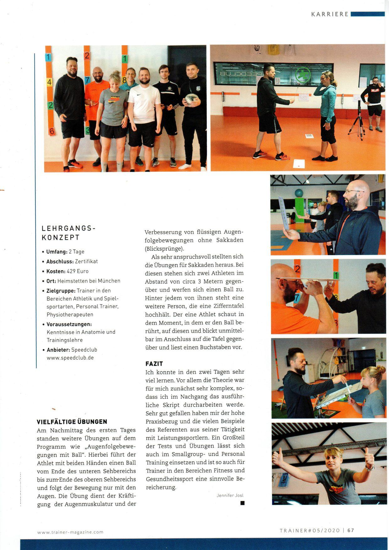 Ausbildungscheck Trainermagazin 2 klein
